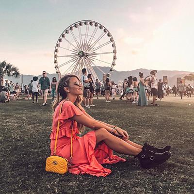 Trendspaning: våra svenska kändisar på Coachella