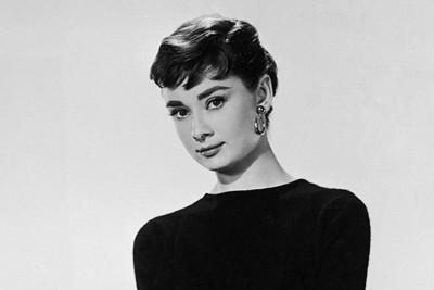 Sno stilen av Audrey Hepburn