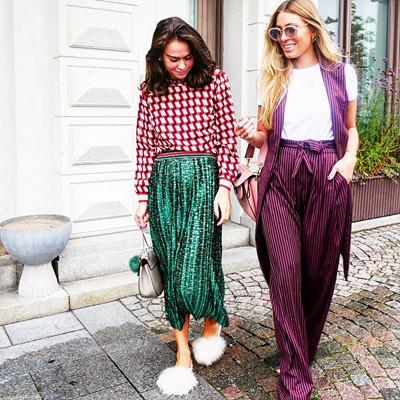 Stockholm Fashion Week Bomb