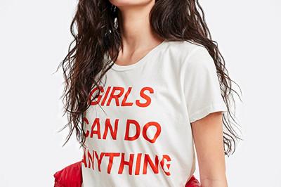 Säg det med en T-shirt