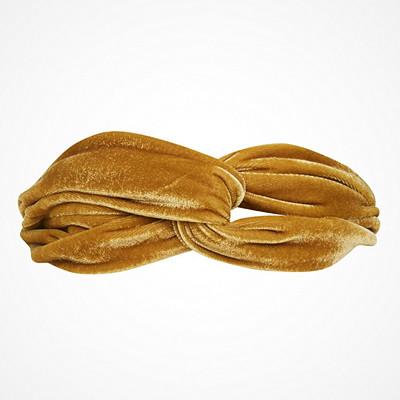 Topshop velvet headband