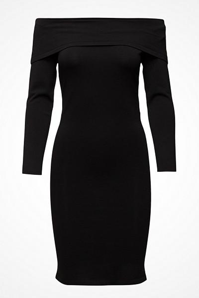 Selected Femme off shoulder-klänning