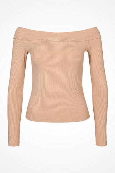 Miss Selfridge off shoulder-tröja