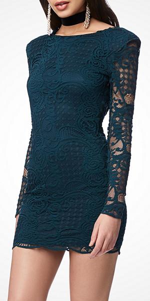 Ivyrevel Marissa spetsklänning