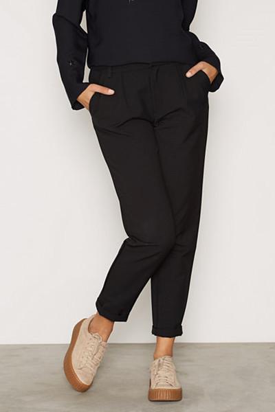 Sisters Point byxor med smala ben och fickor
