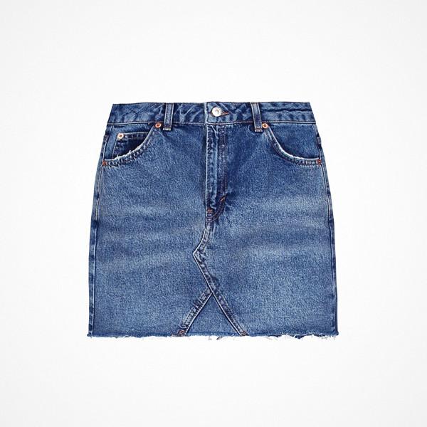 Topshop jeanskjol