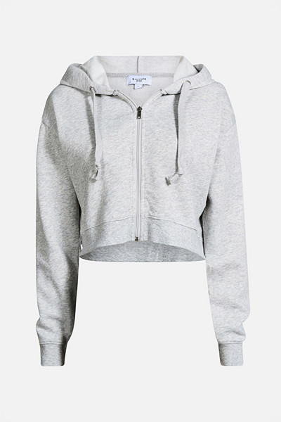 Bik Bok ljusgrå hoodie