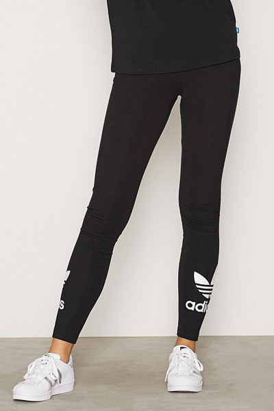 Adidas Originals svarta leggings