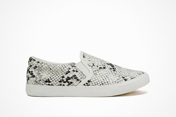 NLY Shoes slip-on sneakers läder-imitation
