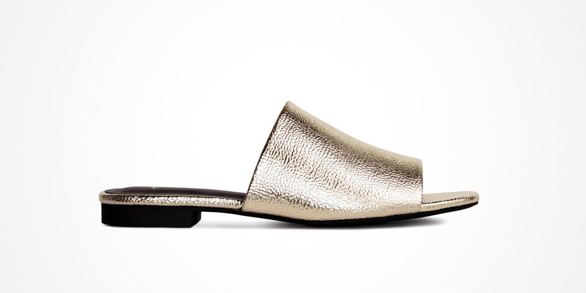 H&M slip in-sandaler