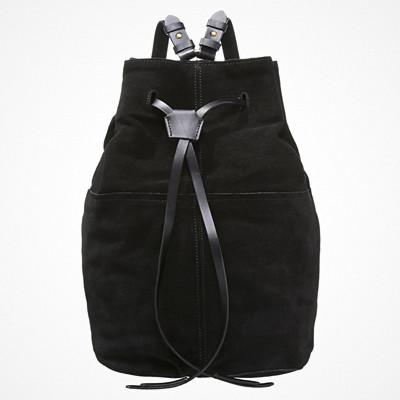 Kiomi svart ryggsäck
