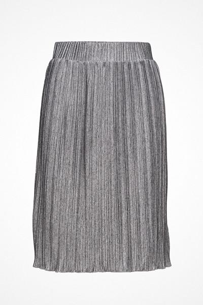Minimum ljusgrå kjol