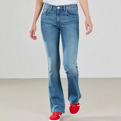 Bik Bok utsvängda jeans
