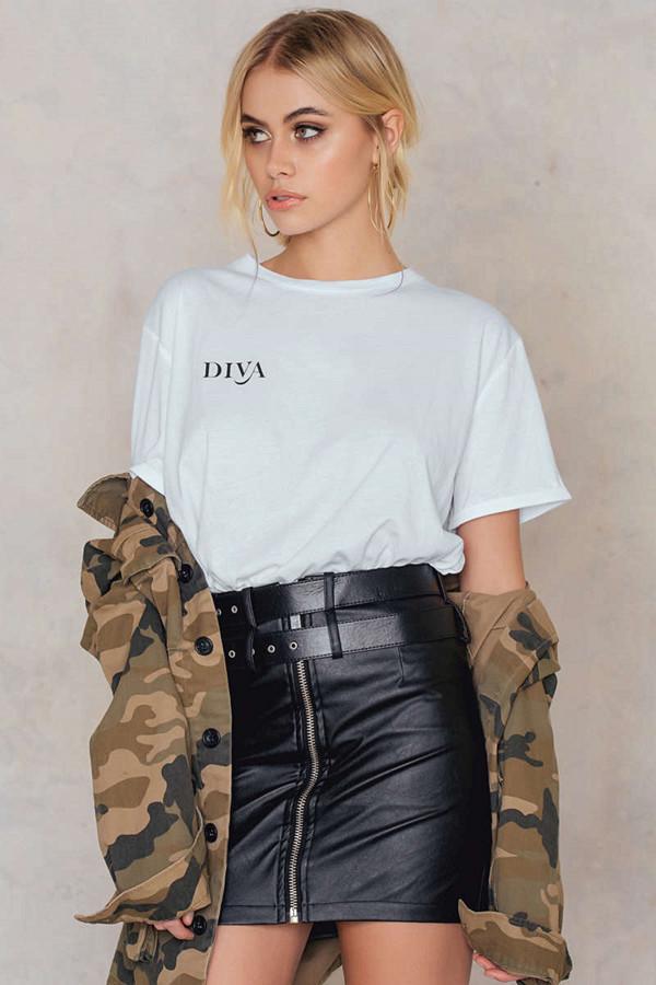 Iva Nikolina tee t-shirt