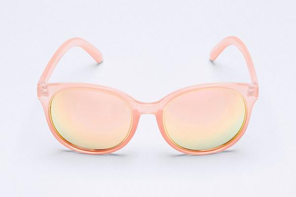 Gina Tricot rosa solglasögon Johanna