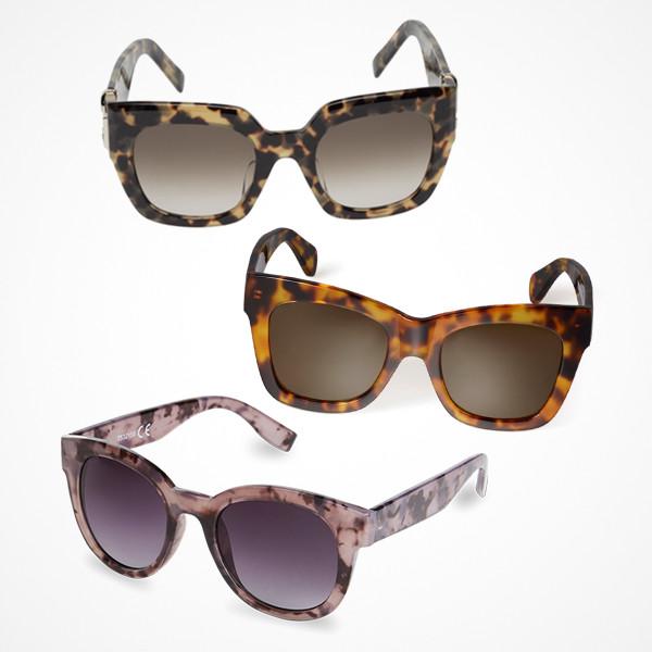 Solglasögon budget till lyx