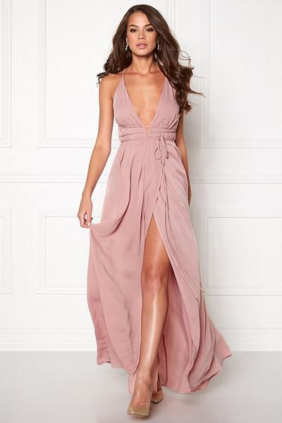 Molly Rustas rosa klänning Noble