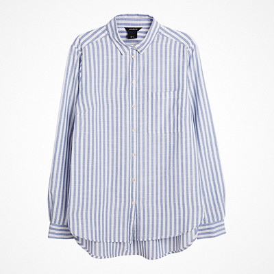 Lindex randig skjorta
