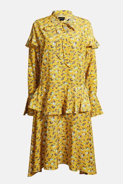 Bik Bok gul klänning
