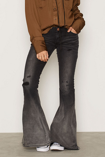 One Teaspoon bootcut-jeans