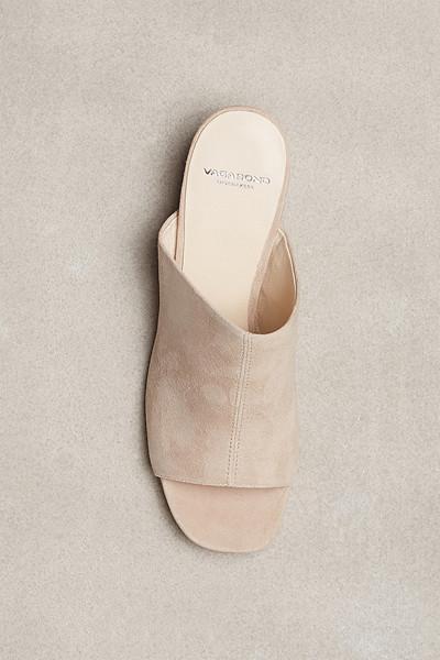 Vagabond sandal med låg klack