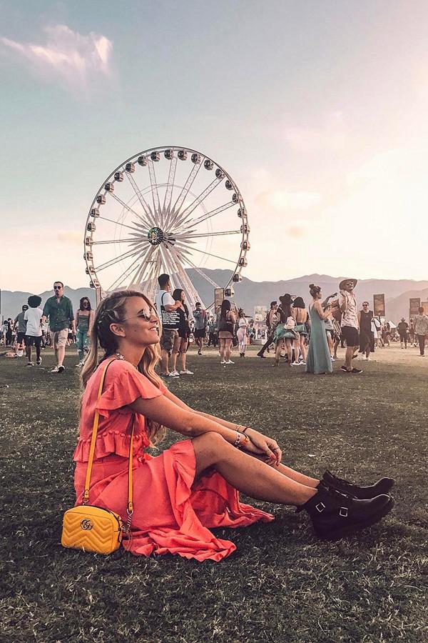 Janni Delér Coachella 2017