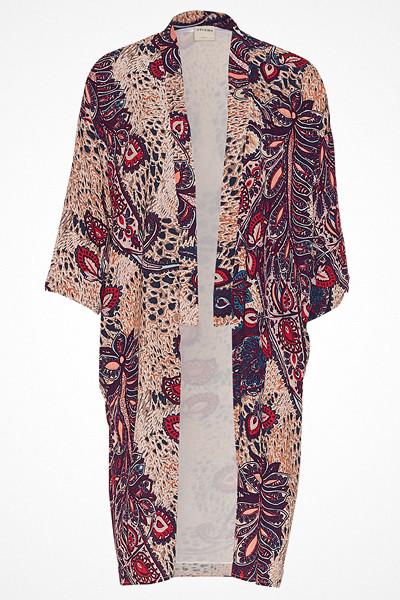 Only mönstrad kimono
