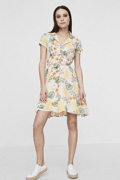 Vero Moda blommig klänning
