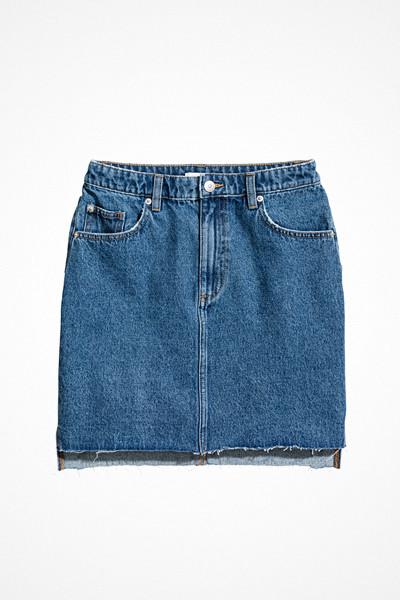 H&M jeanskjol