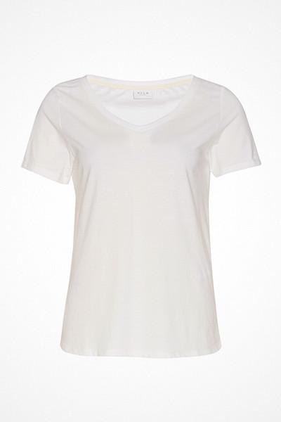 Vila vit T-shirt