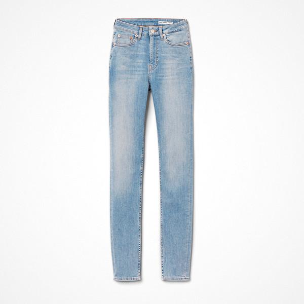 Weekday ljusblå jeans