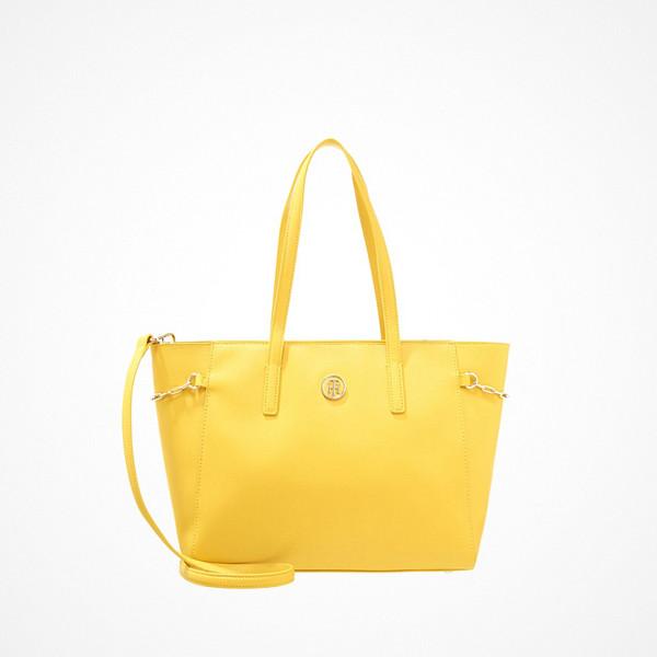 Tommy Hilfiger gul handväska