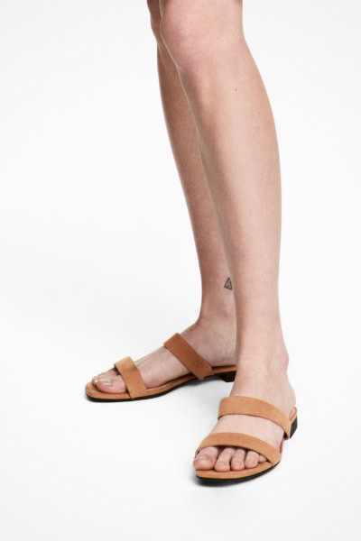 H&M beige sandaler