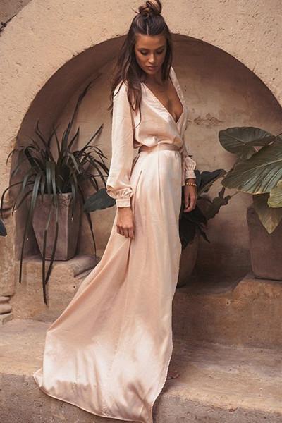 Inspiration elegant maxiklänning