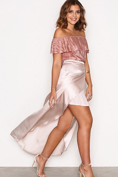 Nicole Loves Nelly omlottlagd kjol