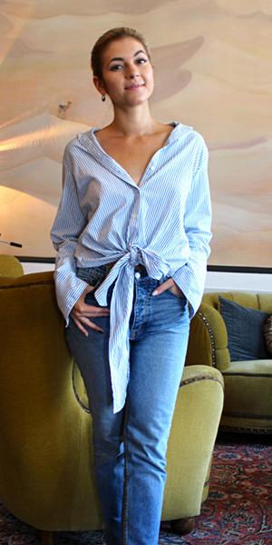 Inspiration knytskjorta