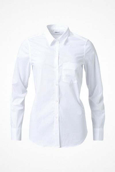 Filippa K vit skjorta i klassisk modell