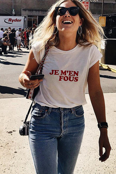 Inspiration statement tee från @lucywilliams02