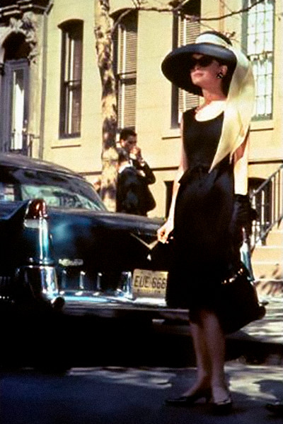 "Audrey Hepburn i ""Breakfast at Tiffany's"" (1961)"