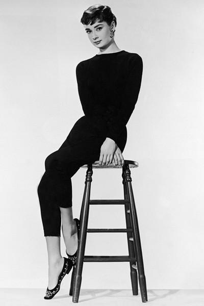 Audrey Hepburn inspiration ballerinaskor