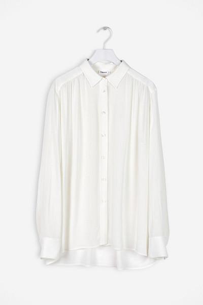 Filippa K feminin skjorta off-white