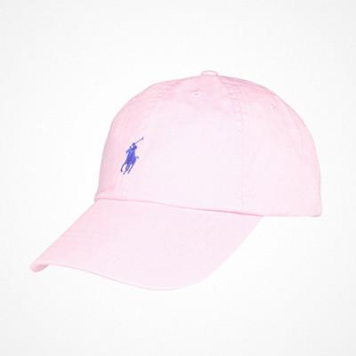 Polo Ralph Lauren rosa keps