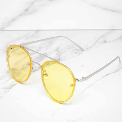 JFR gula solglasögon
