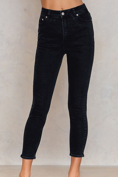 Cheap Monday svarta jeans