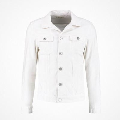 AllSaints vit jeansjacka