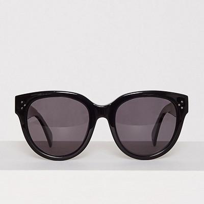 Céline svarta solglasögon
