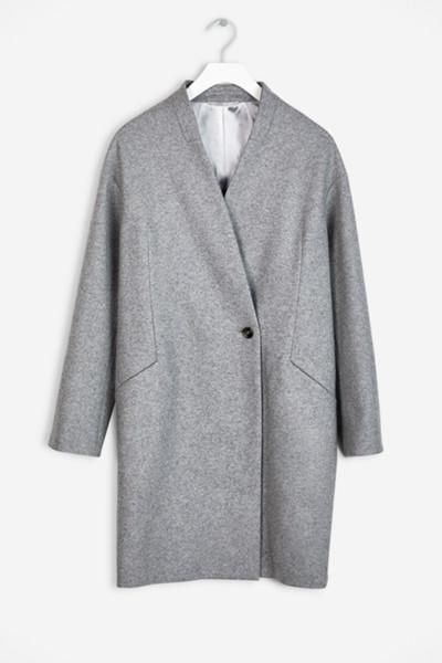 Filippa K grå kappa