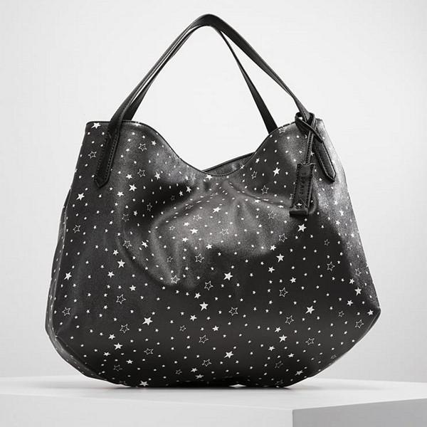 Esprit shoppingväska med stjärnmönster