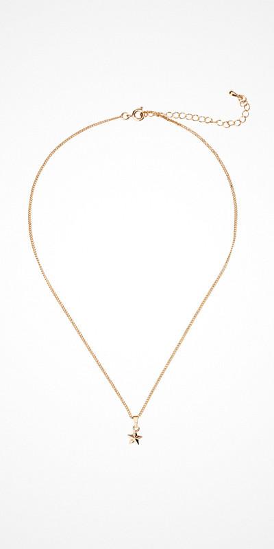 H&M halsband med stjärn-hänge