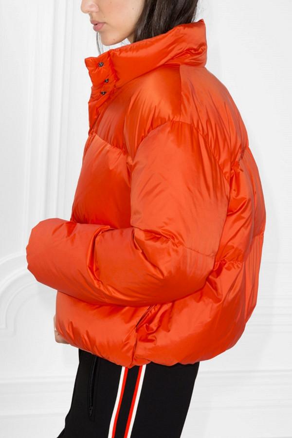 & Other Stories orange dunjacka